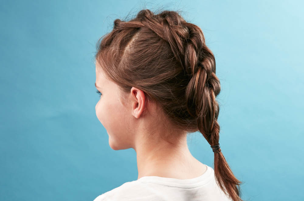 10 easy back-to-school hairstyles she'll love