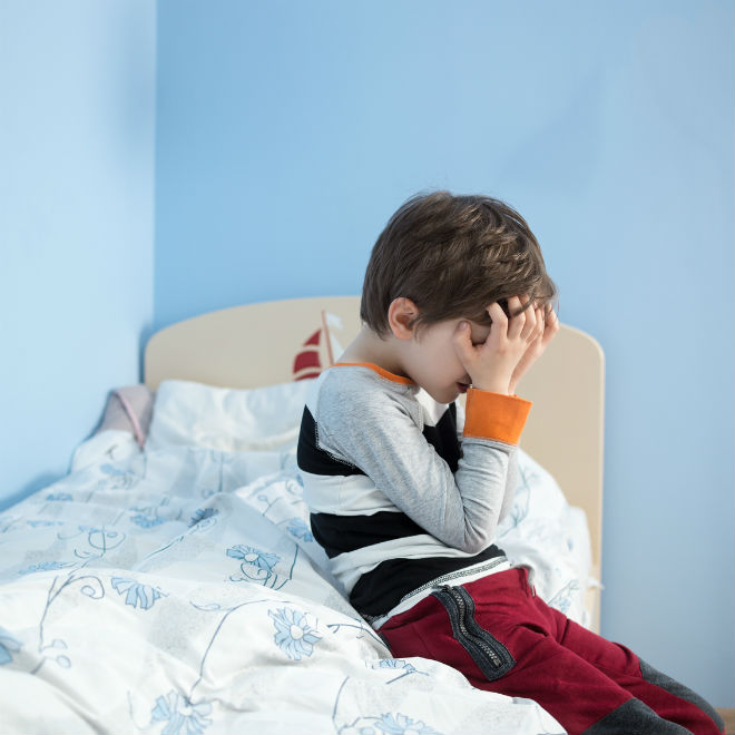 How to help your kid cope with bedwetting