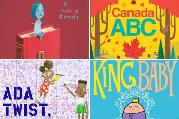 25 best kids' books for fall