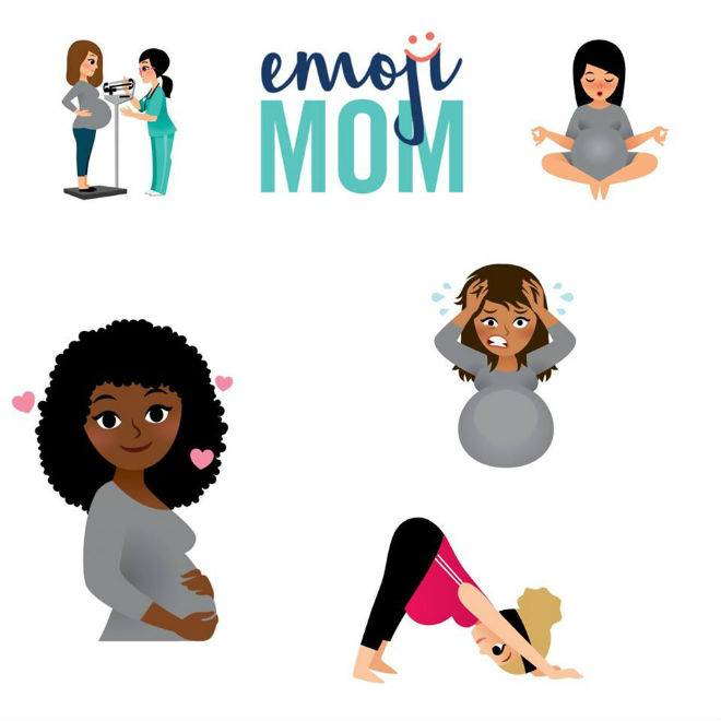 The new emojis every mom needs
