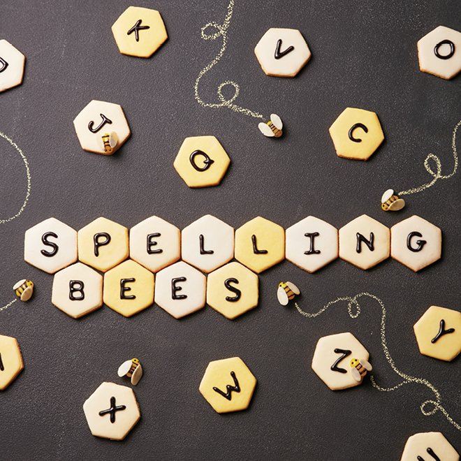 how to train for spelling bee