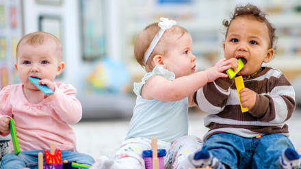 Daycare germs: what you need to know