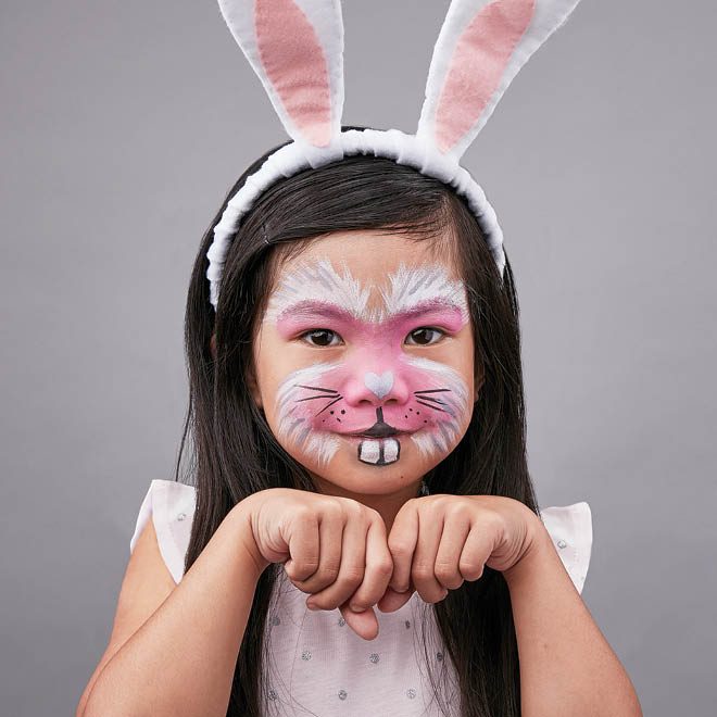 11 Easy Halloween Face Painting Tutorials For Kids