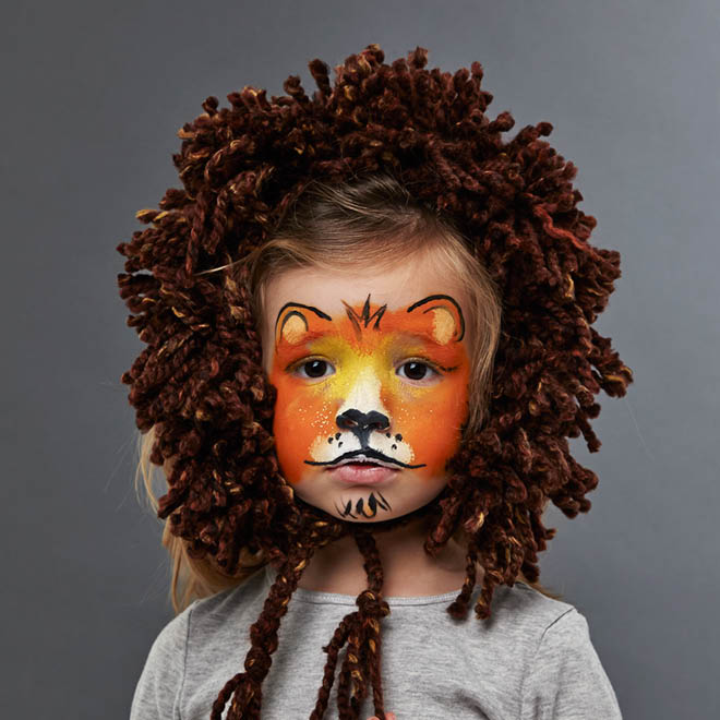 12 easy Halloween face painting tutorials - Today's Parent