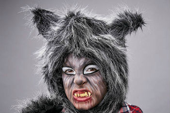 face painting tutorial how to transform your kid into a werewolf