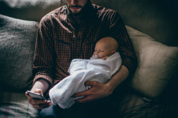 Helping your postpartum partner: a guide for new dads