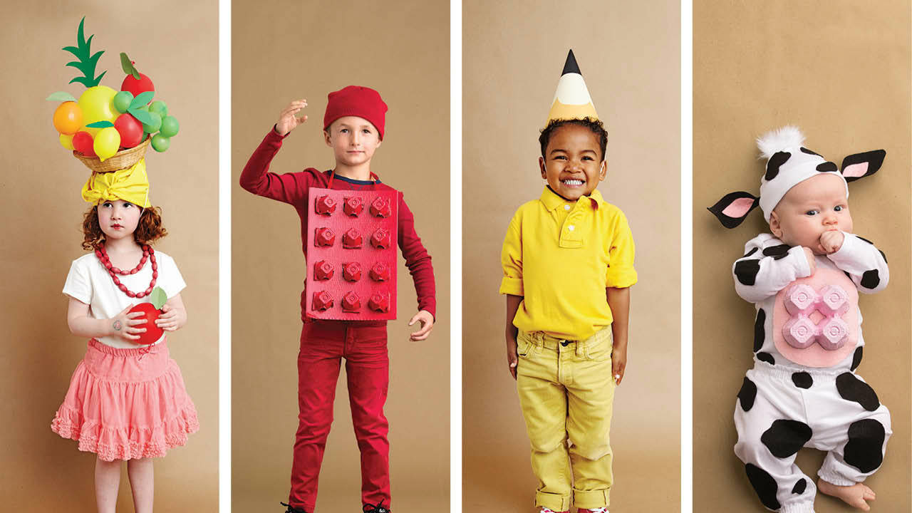 Halloween Outfits For Kids.51 Easy Halloween Costumes For Kids