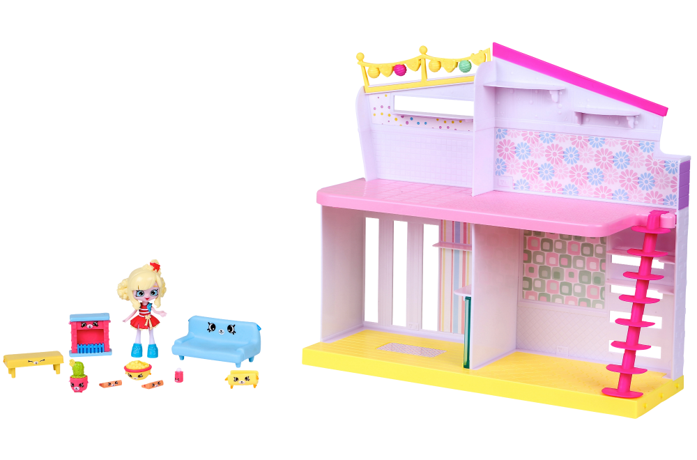 Shopkins Happy Places Happy Home Playset