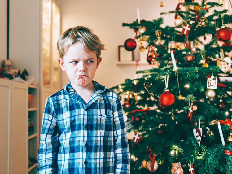 How to keep your kid's behaviour in check during the holidays