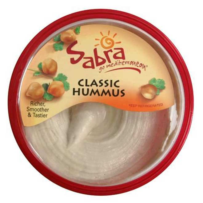 RECALL: Sabra brand hummus due to listeria risk