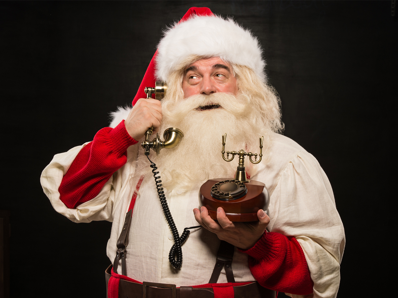 5 ways your kid can talk to Santa this Christmas - Today\'s Parent