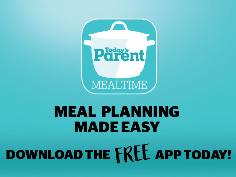 Today's Parent Mealtime App - Download App