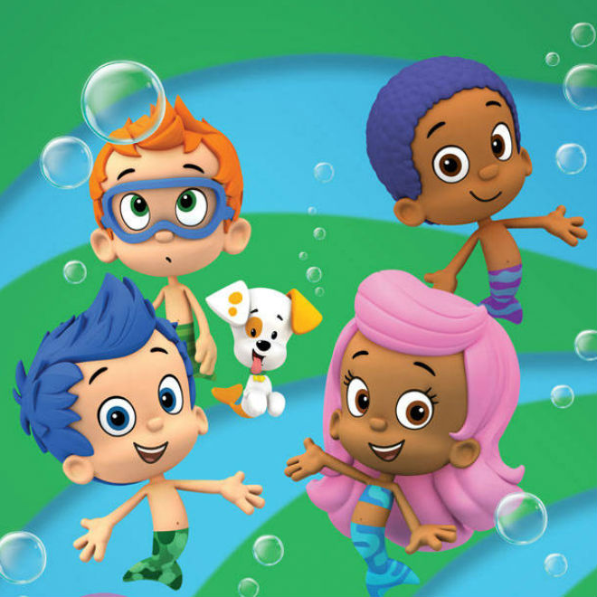 Bubble Guppies, Photo: Courtesy of Corus Entertainment