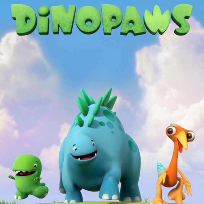 Dinopaws, Photo: Courtesy of Corus Entertainment