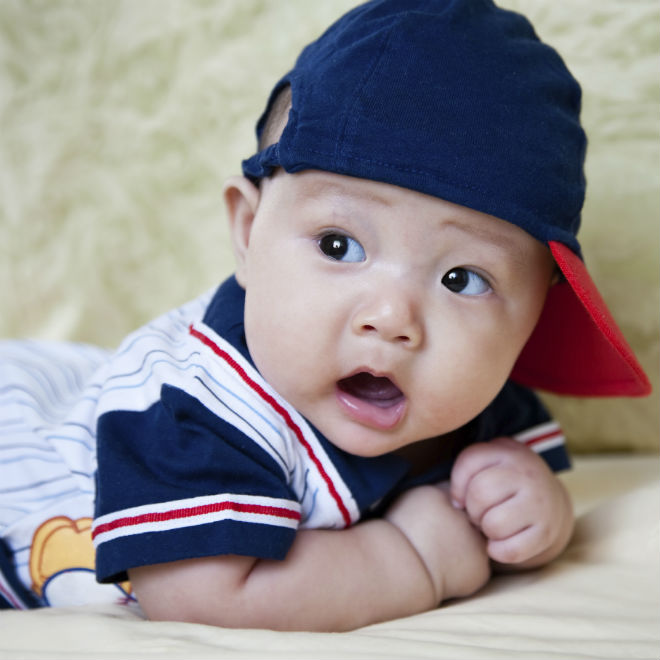 28 Sporty Baby Names For Your Little Mvp Today S Parent