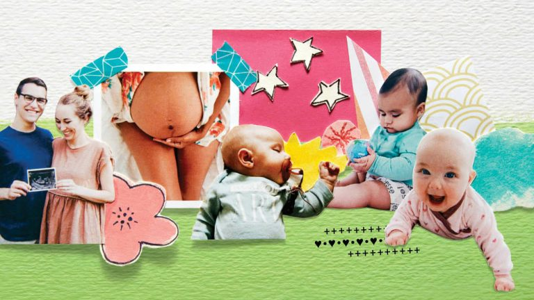 What you need to know about baby's first milestones