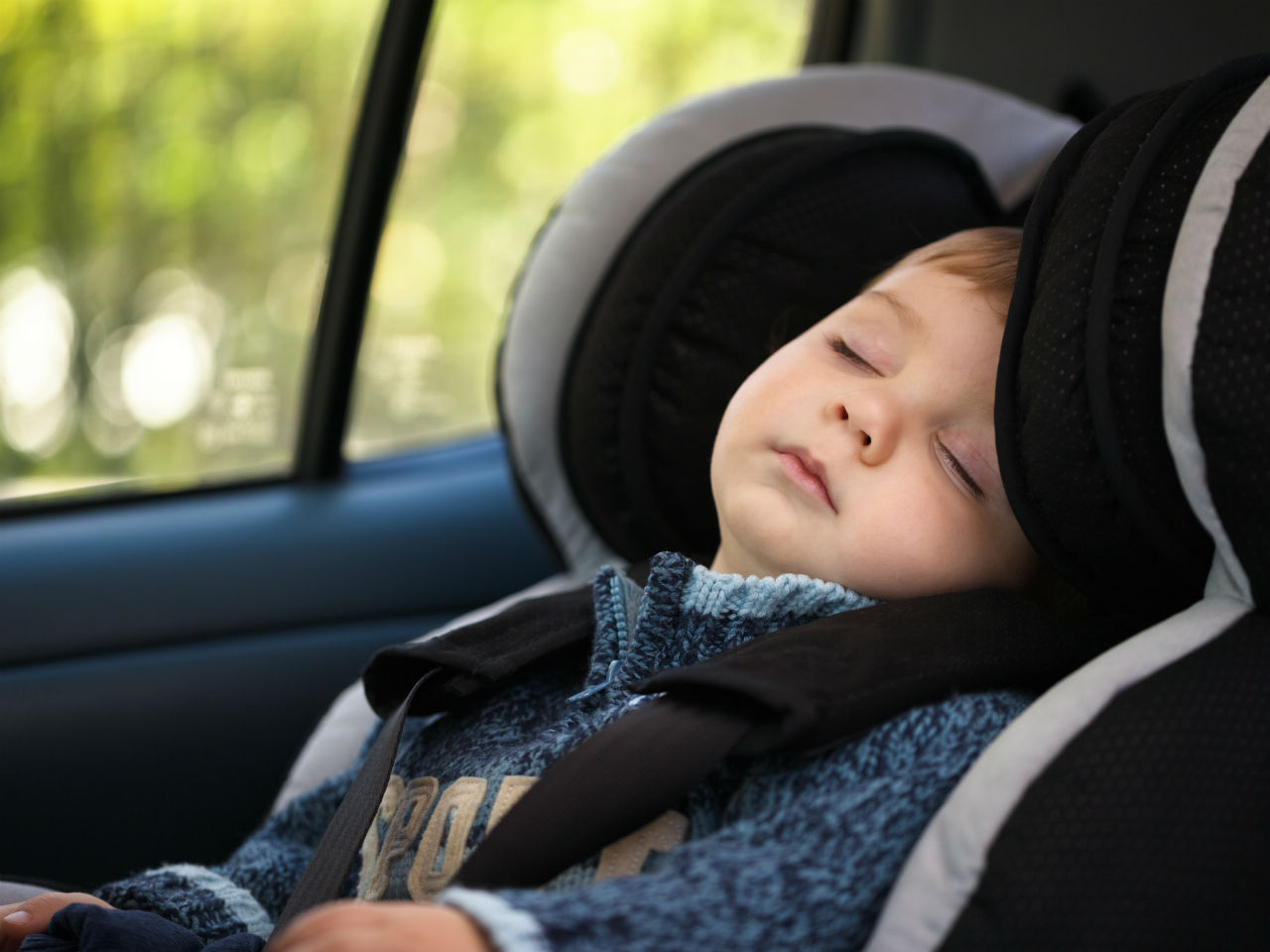 There's a decent chance your kid's car seat is installed wrong
