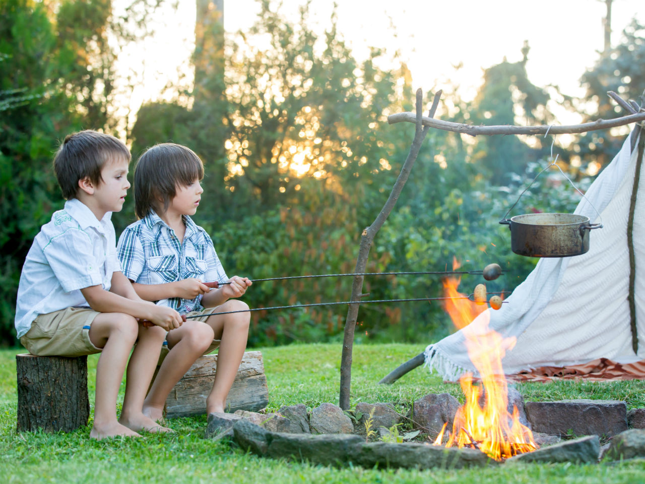 5 easy camping food hacks  today's parent