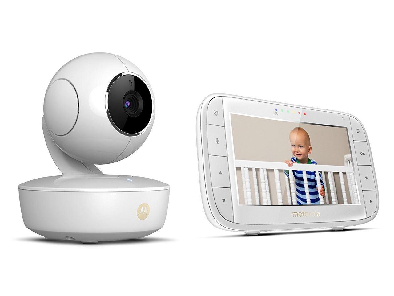 review motorola mbp36xl 5 portable video baby monitor. Black Bedroom Furniture Sets. Home Design Ideas