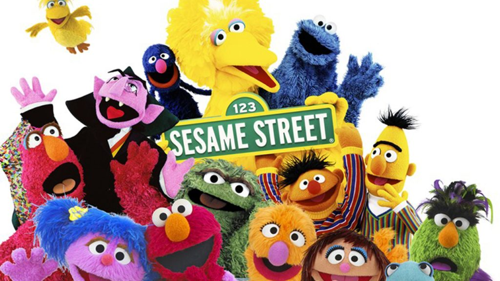 Kids TV show episodes about potty training - Sesame Street