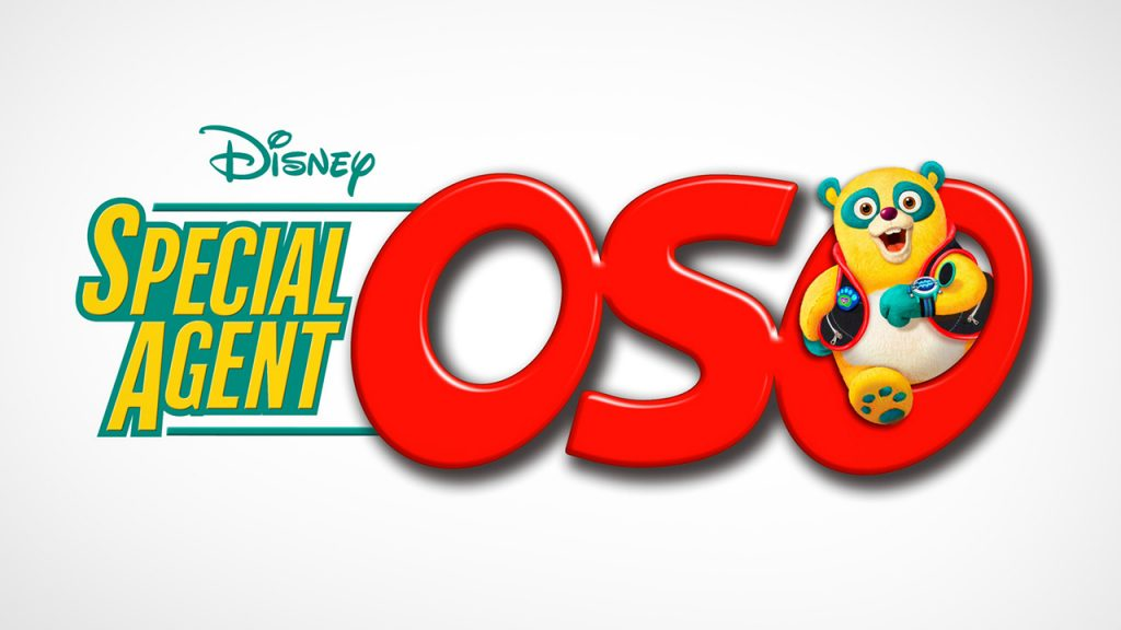 Kids TV show episodes about potty training - Special Agent OSO