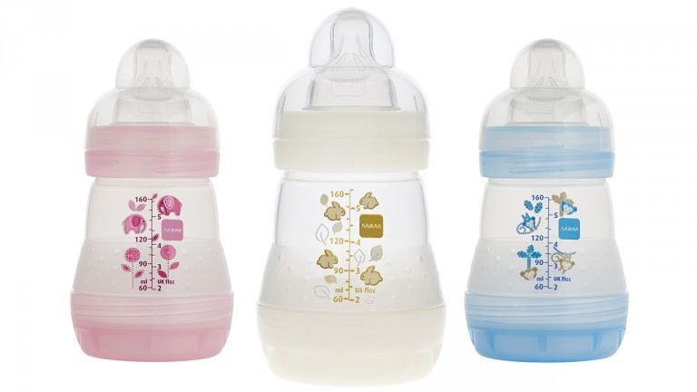 Review: MAM Anti-Colic Baby Bottle - Today's Parent