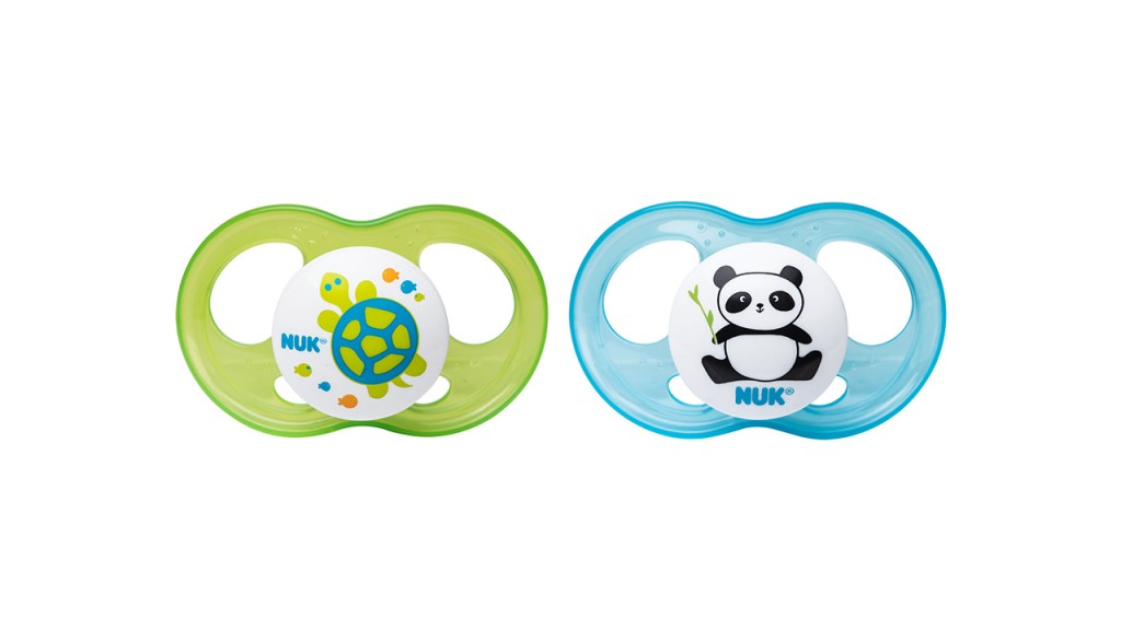 Nuk Breeze Orthodontic Pacifier