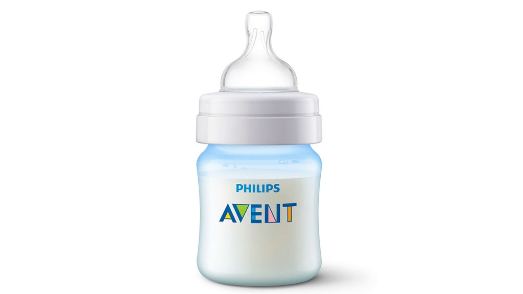 Philips Avent Anti-Colic Plastic Baby Bottle