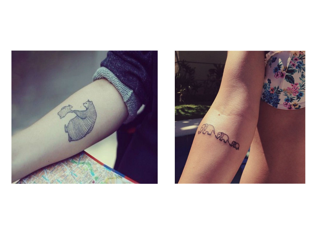 11 Modern Tattoos For Moms And Dads Who Want To Honour Their Kids