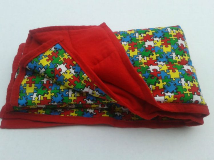 16 weighted blankets for children with autism, ADHD and anxiety