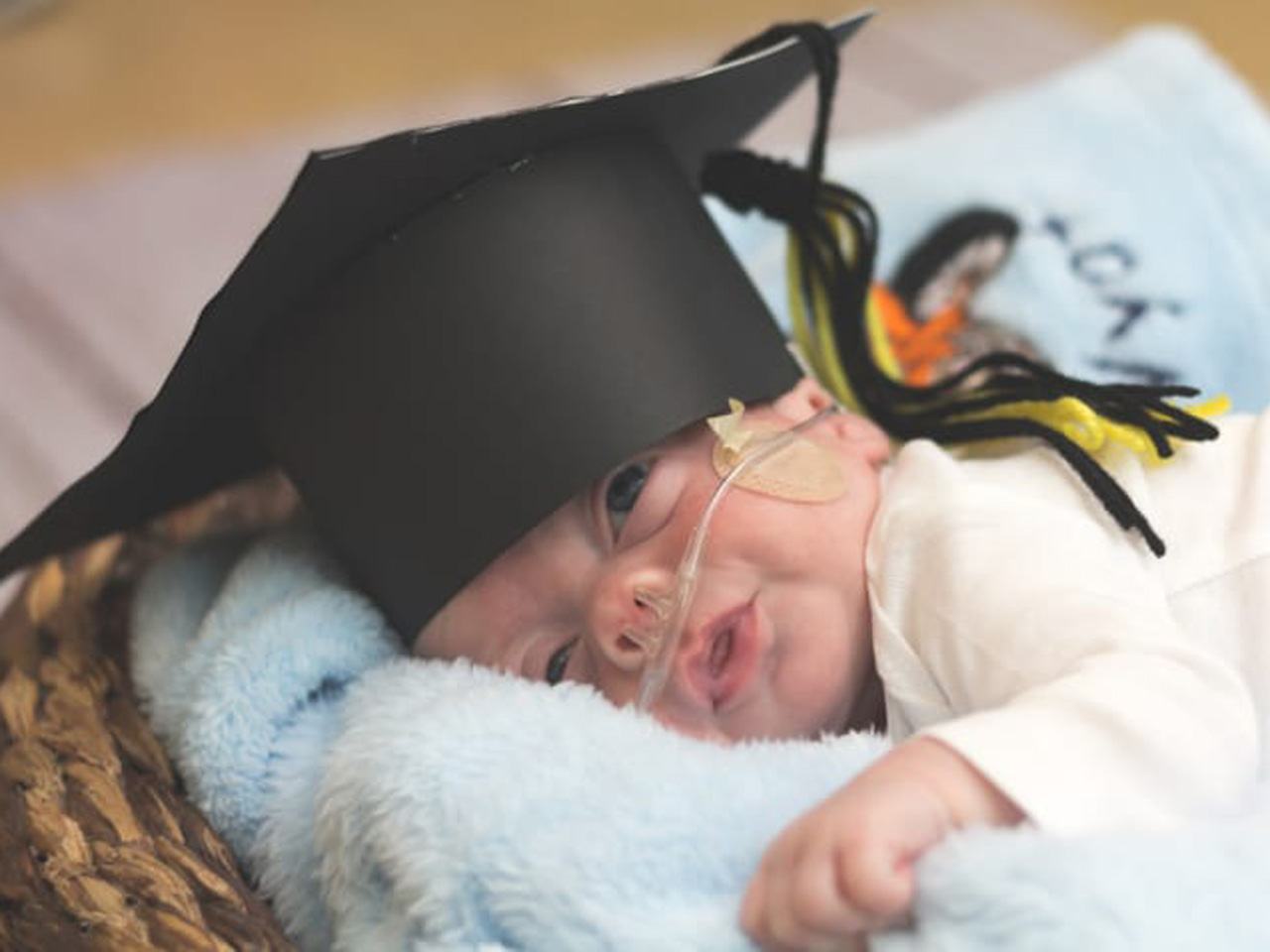 These Little Babies Graduating From The Nicu Is Too Much