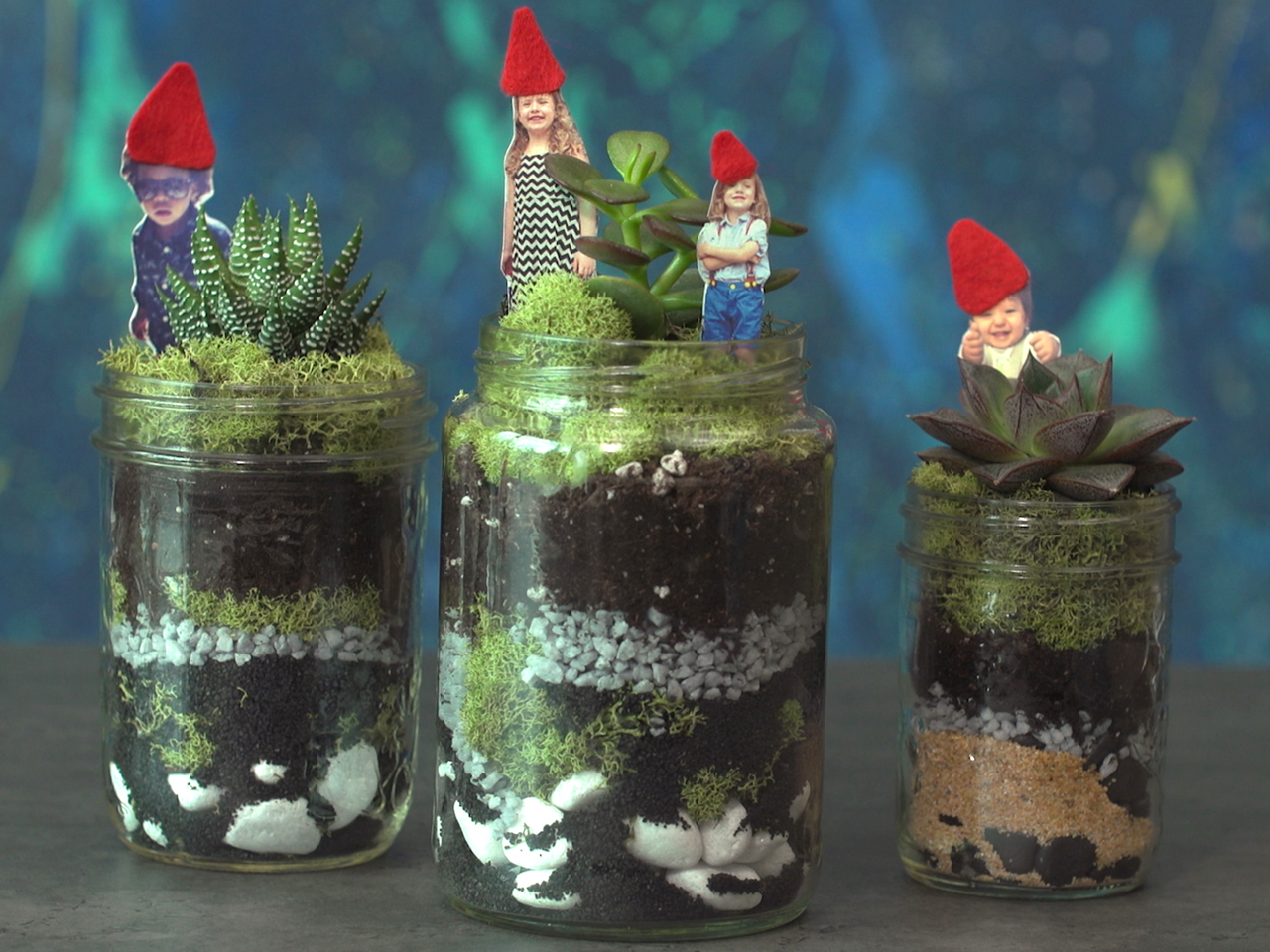 How To Make A Diy Mason Jar Terrarium