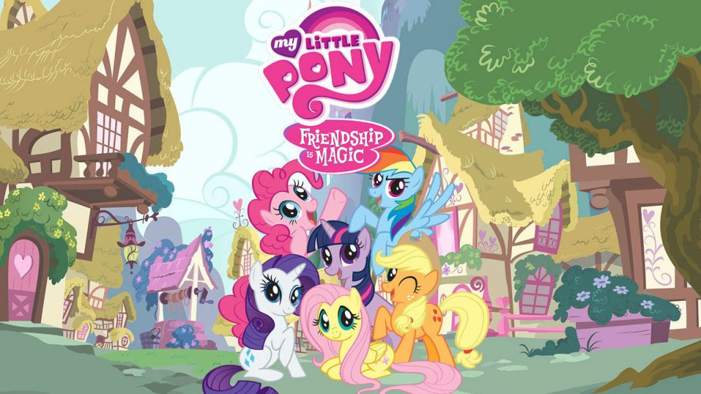 my little pony friendship is magic s7