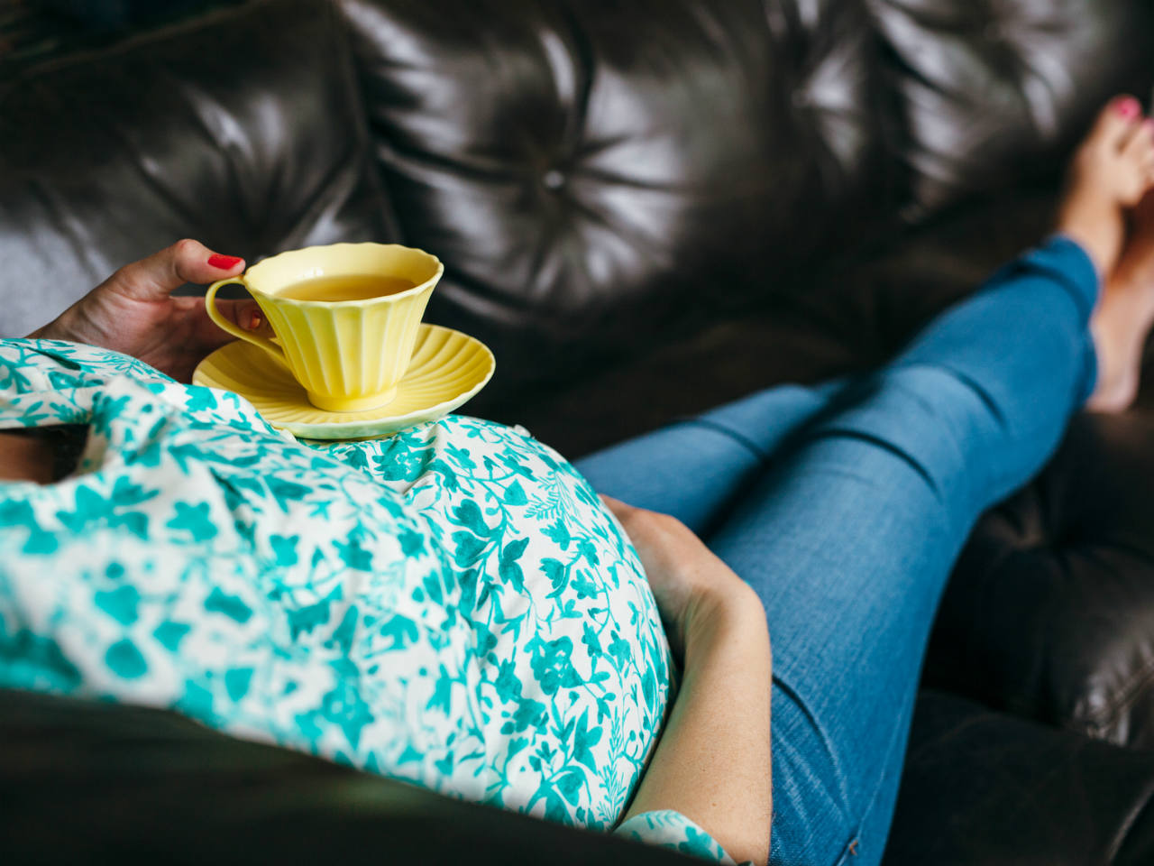 What are dangerous constipation during pregnancy? 54