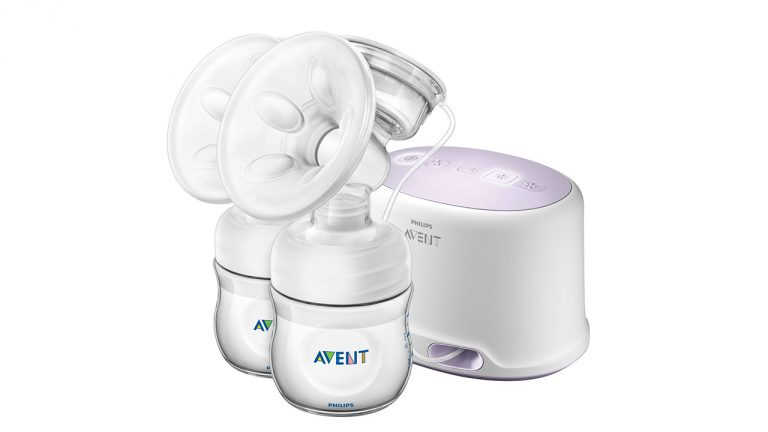 Review Philips Avent Comfort Double Electric Breast Pump