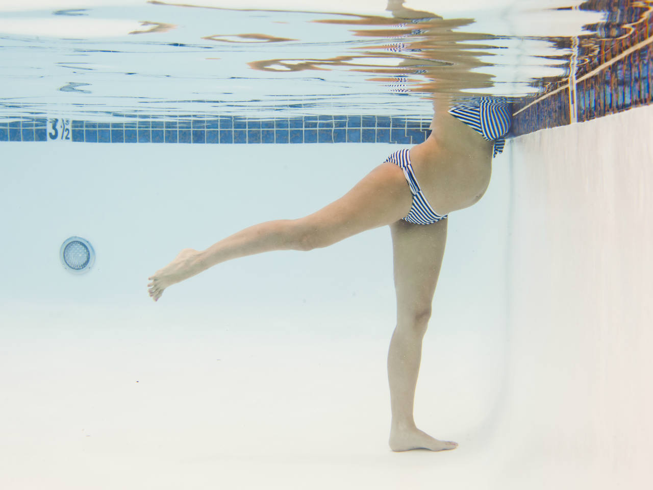 The Best Swimming Workout for Pregnancy