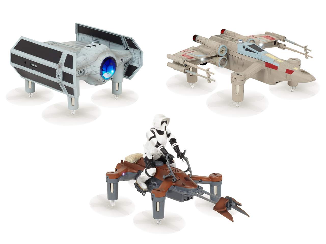 Best Beginner Drone 2017 >> These new Propel Star Wars drones will blow your mind - Today's Parent