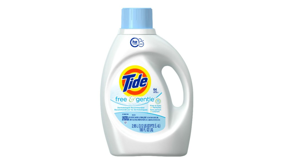 Tide Free & Gentle HE Laundry Detergent