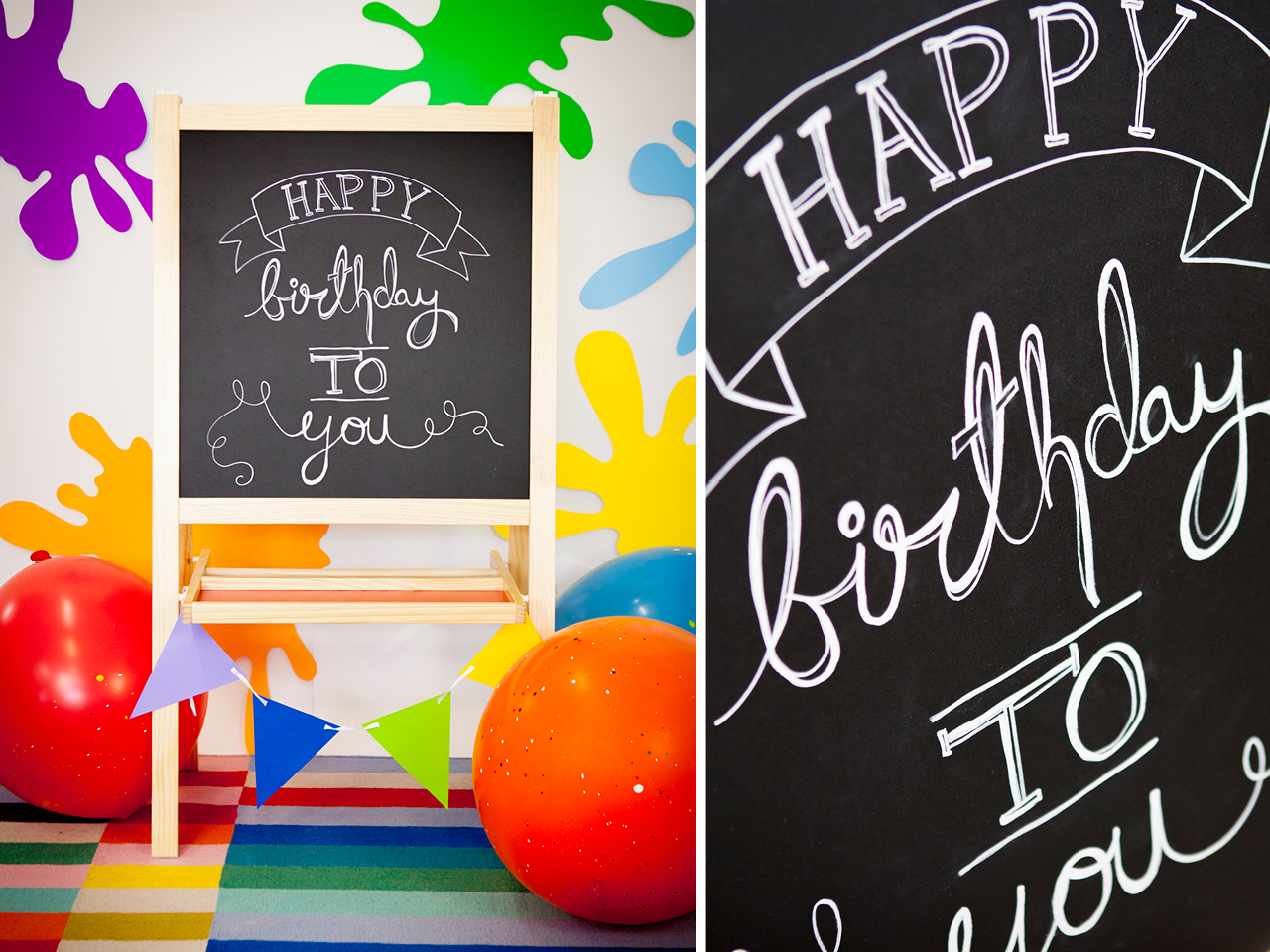 Everything you need for a fun athome kids birthday party Video