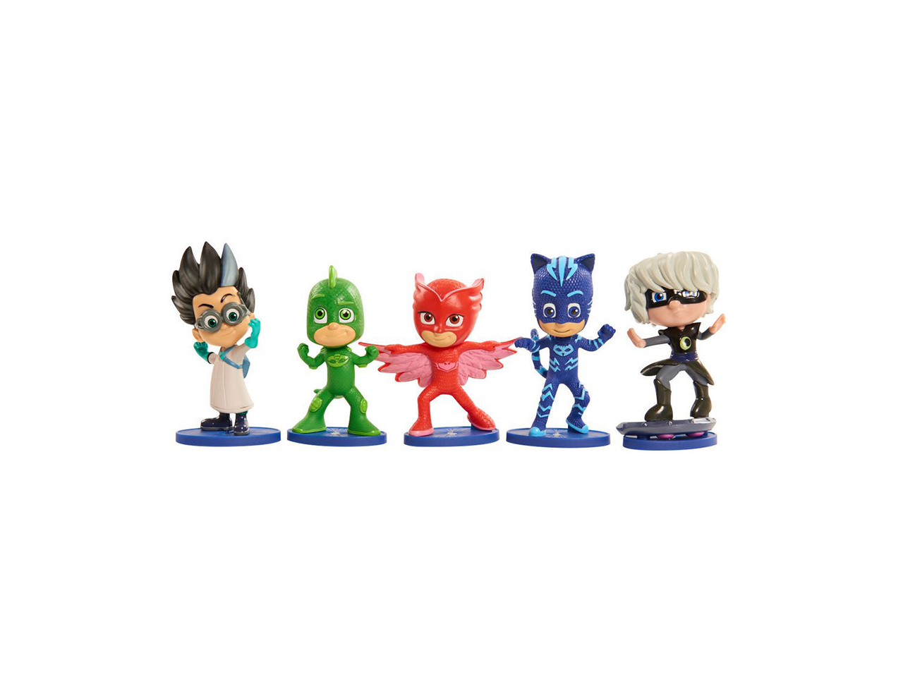 Collectible Figures Set 5pc