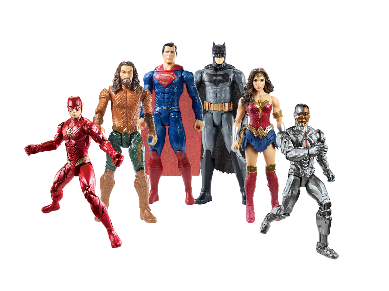 True-Moves Action Figures