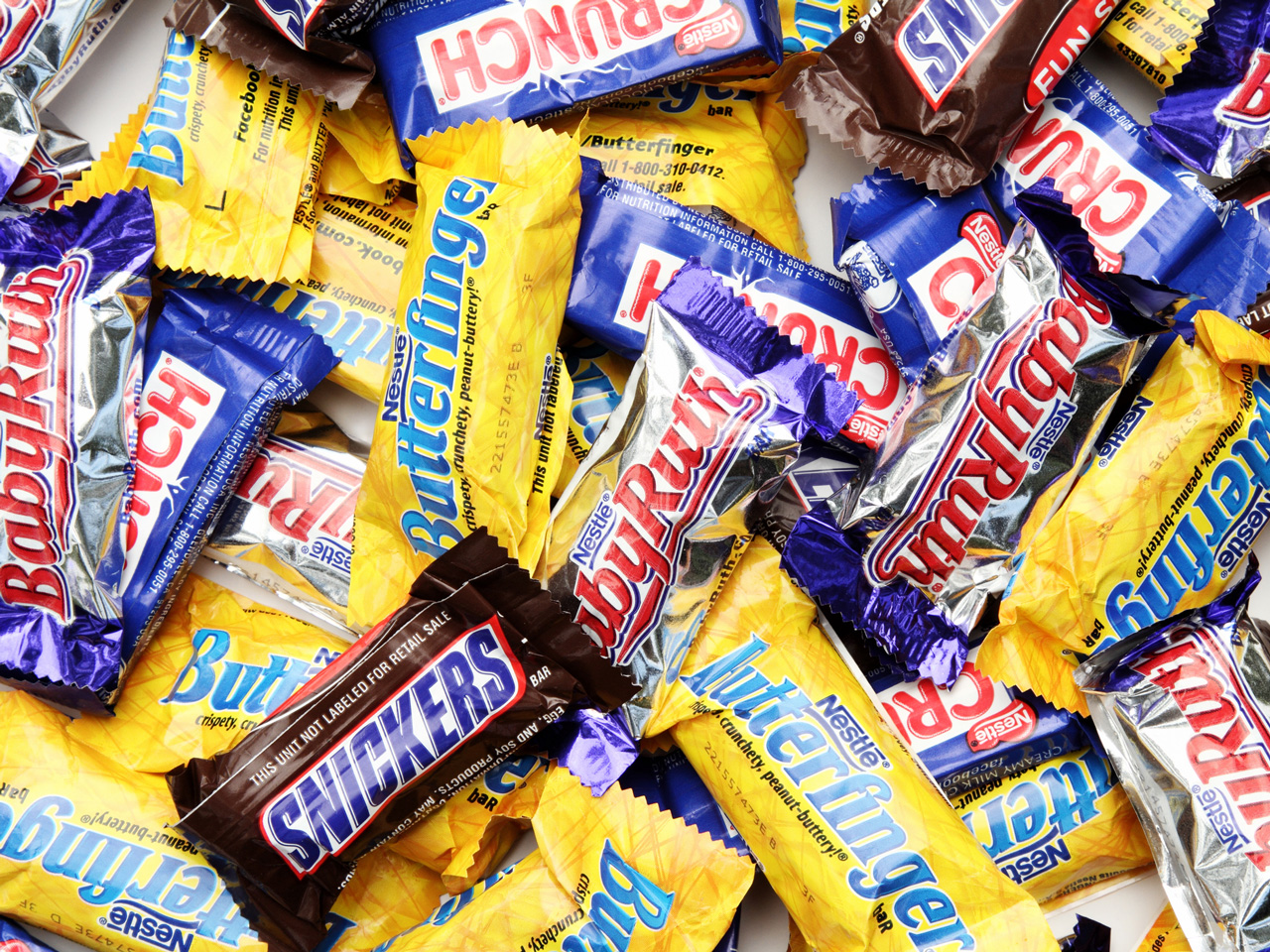 The ?worst Halloween candy? fights back on social media