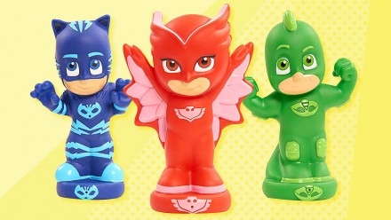 PJ Mask figurines