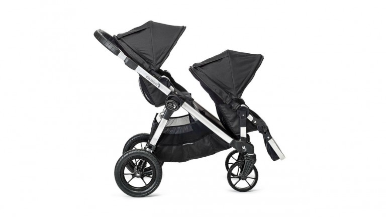 Review Baby Jogger City Select With, Can You Attach Car Seat Baby Jogger City Mini Double