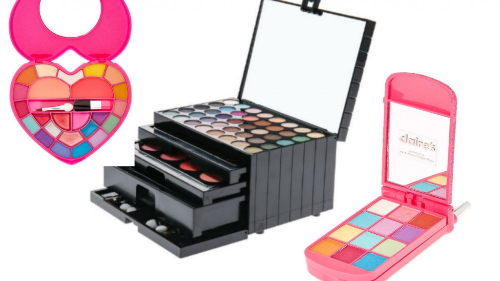 RECALL: Claire's makeup sets recalled due to potential asbestos contamination