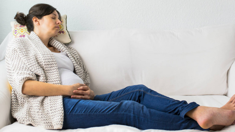 Could your pregnancy fatigue be caused by anemia?