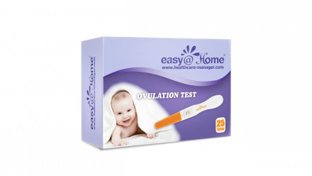 Easy@Home Ovulation Test Sticks