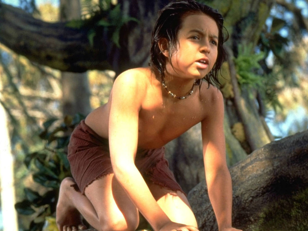 A still from the kids' movie The Jungle Book