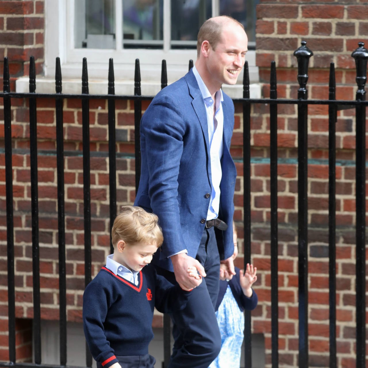 Prince George gave himself the cutest nickname