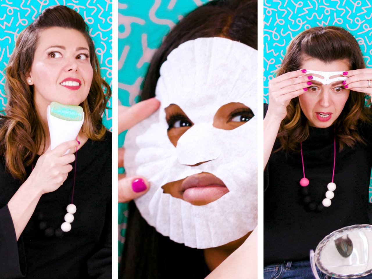 Tired mom beauty hacks put to the test: Part 2